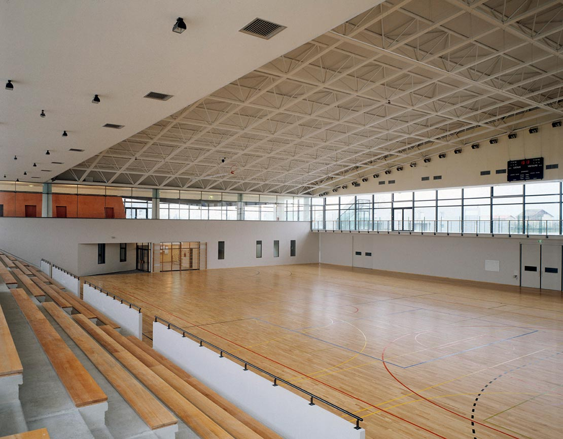 architecture gymnase echirolles6