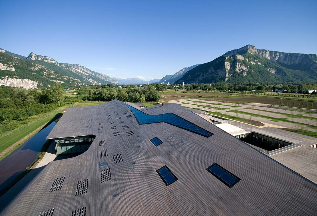 Architecture Rossignol sports Montagne